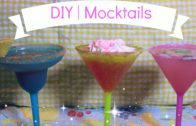 HOW TO MAKE: 3 Mocktails! [Non-Alcoholic]