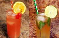 Mocktails: Nojito and Shirley Temple Recipe – CookingWithAlia – Episode 163